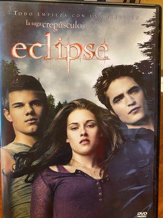 DVD ECLIPSE