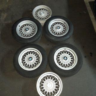 6 LLANTAS BBS STYLING 5 BMW E34