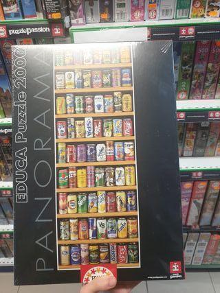 puzzle 2000 piezas cervezas