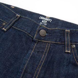 Marlow Pant Carhartt/ Blue Rinsed/ 32-32