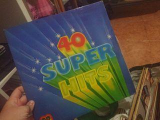 LP 40 super hits