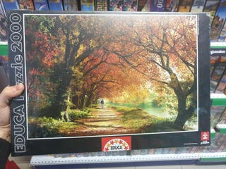 puzzle 2000 piezas paisaje