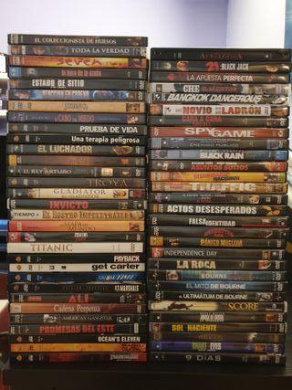 películas dvd mas de 60...