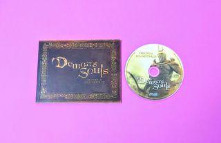 Libro de Arte + Banda Sonora de Demon's Souls