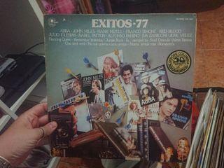 LP exitos 77