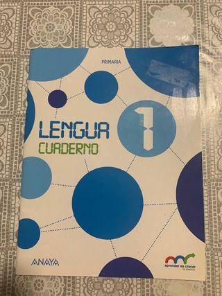 Cuadernillo de lengua