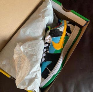 """Nike SB Dunk """"Ben and Jerrys"""" size 39"""