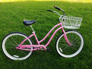 bicicleta de paseo americana