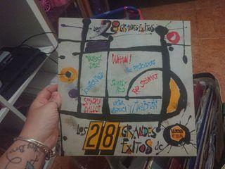 LP 28 grandes éxitos