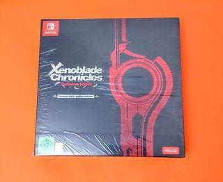 Xenoblade Chronicles - Edición Coleccionista