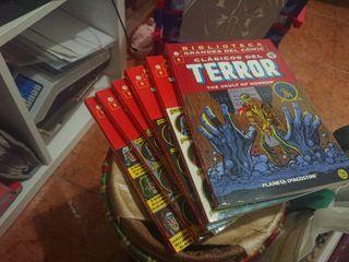 6 libros clásicos del terror