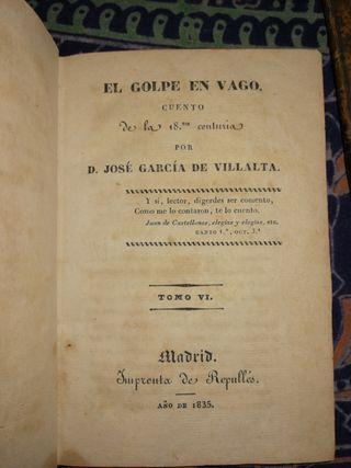 Libros de 1835