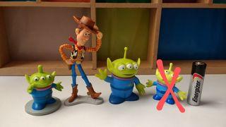 Figura Woody Marciano Toy Story