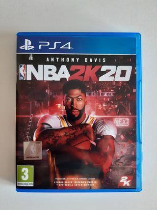 NBA2K20 para PS4