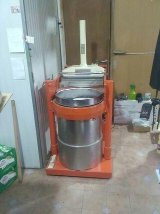 prensa hidráulica ORWAK 5030