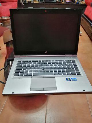 Portatil Hp EliteBook 8470p Intel Core i7