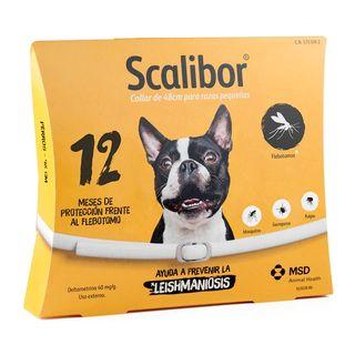 Collar Scalibor antimosquitos y pulgas