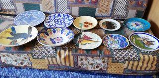 Platos decoracion