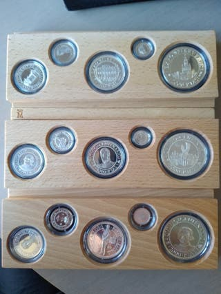 monedas de plata pesetas
