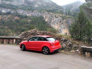 Audi A1 S line Sport design