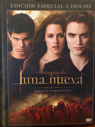 """DVD """"LUNA NUEVA"""""""
