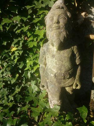 Enano jardín en piedra artificial
