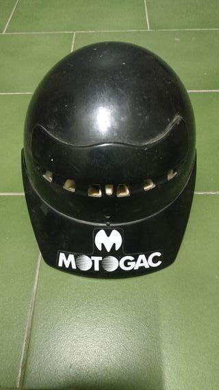 CASCO MOTOGAC