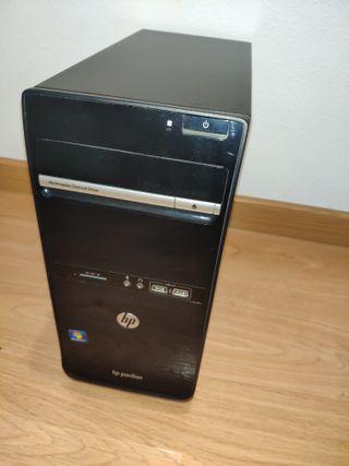 CPU HP 1000 GB Disco duro Win 10