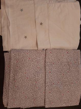 Juegos sábanas minicuna
