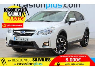 Subaru XV 2.0i Executive Auto 110 kW (150 CV)