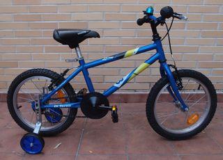 Bicicleta 16 pulgadas DI TERZO