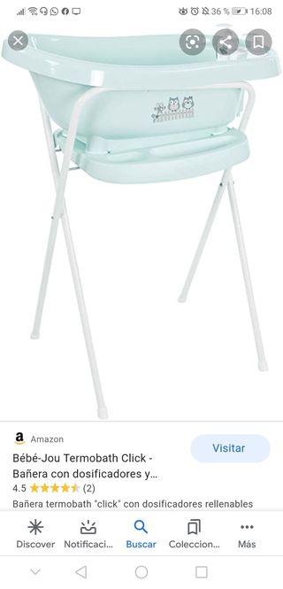 bañera de bebé marca bebé- jou.