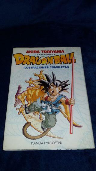 Dragon Ball Ilustraciones completas 1985-1995