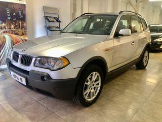 BMW X3 2006 4X4
