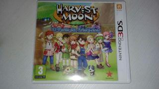 Harvest Moon El pueblo del árbol Celeste 3DS