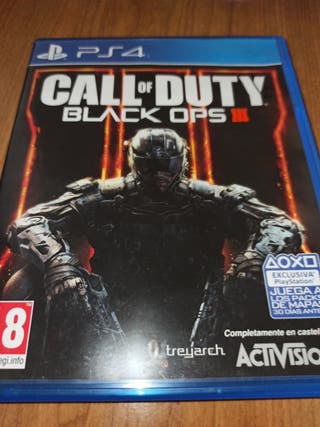 call of duty III PS4