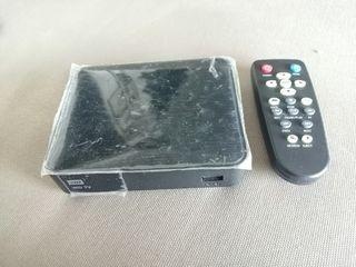 WDTV reproductor video y foto