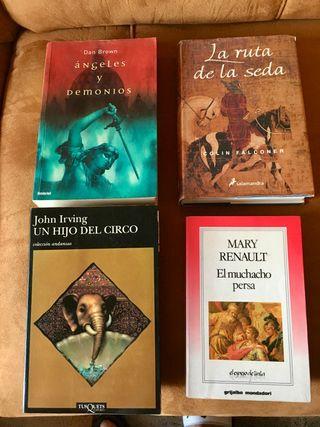 4 novelas