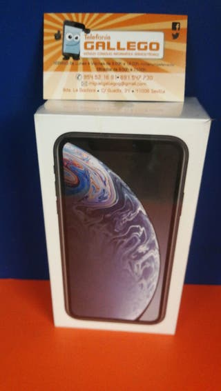 IPHONE XR 256 GB PRECINTADO