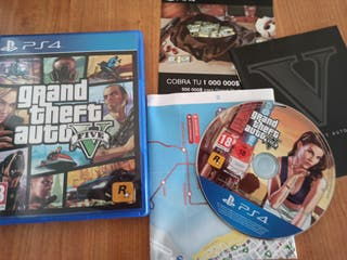 GTA v PS4 grand theft auto V
