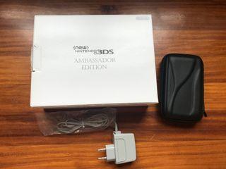 Nintendo New 3DS Edición Embajador