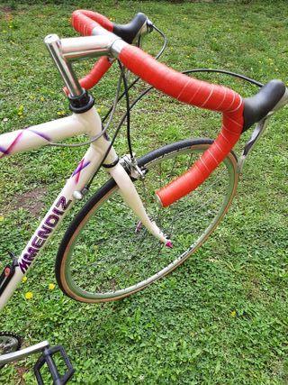 mendiz aluminio bicicleta carretera