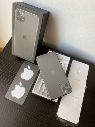 iPhone 11 Pro Max 256gb a estrenar