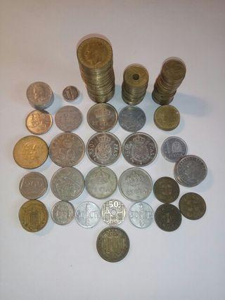 monedas de españa pesetas