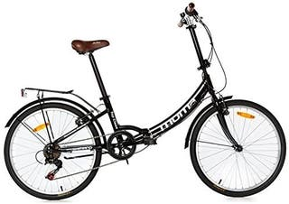 "Bicicleta moma plegable TOP CLASS 24"""