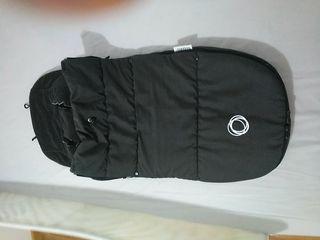 Saco de invierno Bugaboo, color negro