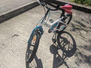 Bicicleta niño 20 pulgadas