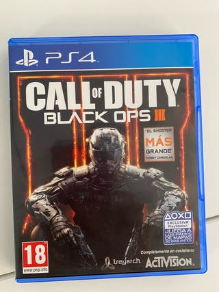 Call of duty 3 (ps4)