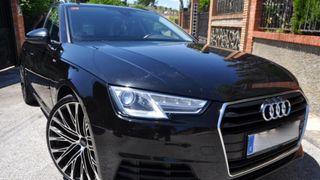 Audi A4 2.0 tdi aut navi-bixenon leds-keyles go-fu