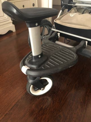 Patinete bugaboo confort + acoples.